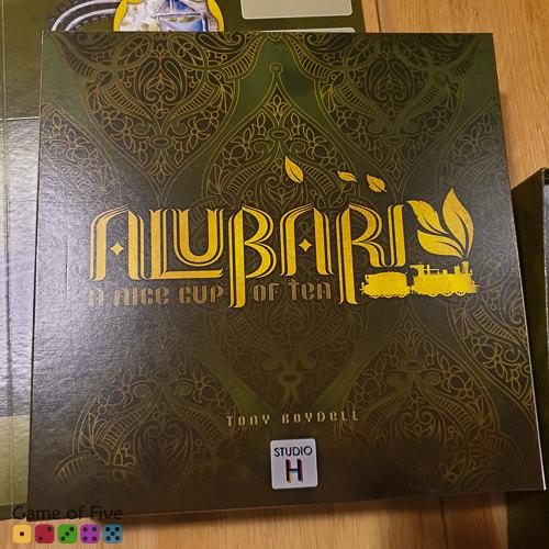 Alubari – A nice cup of tea
